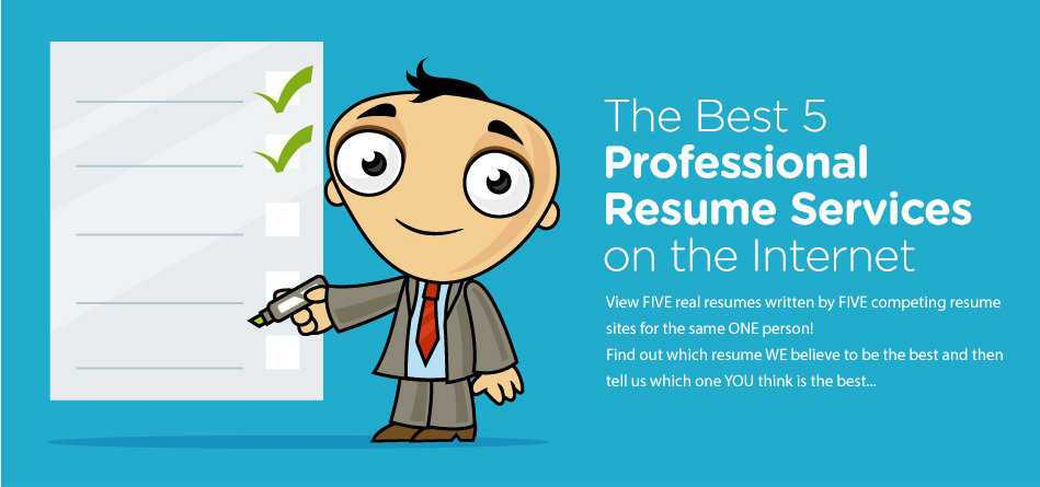 resume writers the best 5 professional services on the internet